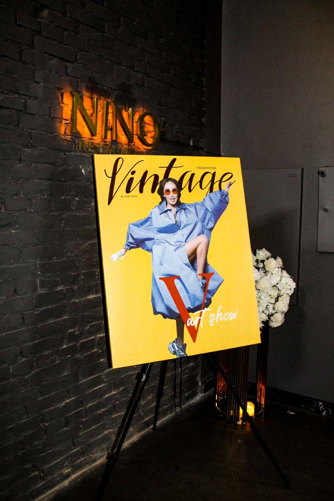 V Art Show: блестящее шоу, которое осталась в сердце каждого