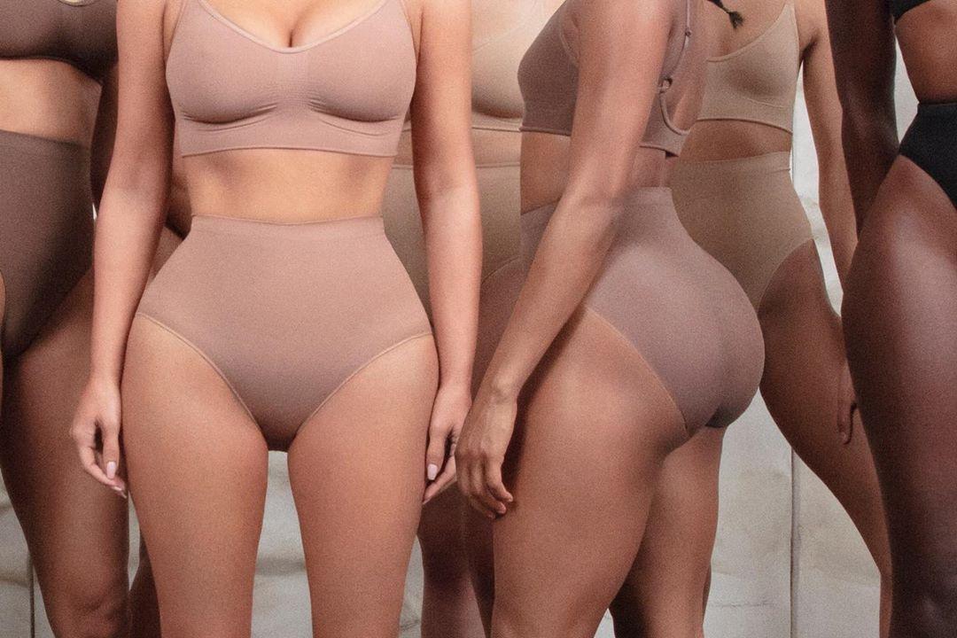 Ким Кардашьян представила линию инклюзивных боди
