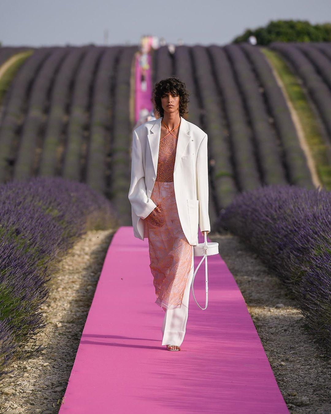 Симон Порт Жакмю и его грандиозный модный показ
