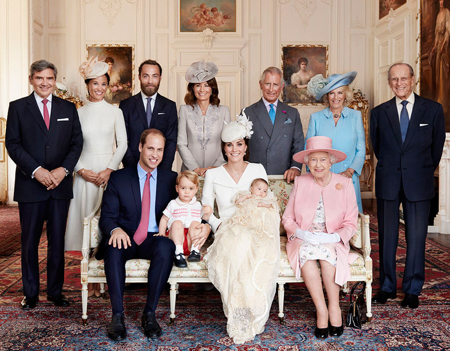 2 королевы и 2 герцогини – как их величества отметили праздник?