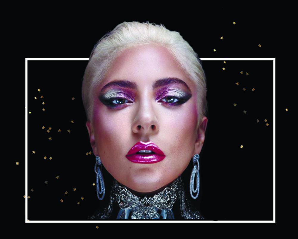 Леди Гага выпустила свою коллекцию косметики
