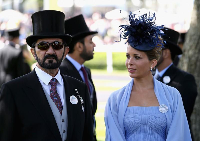Принцесса Хайя против мужа: кто кого?