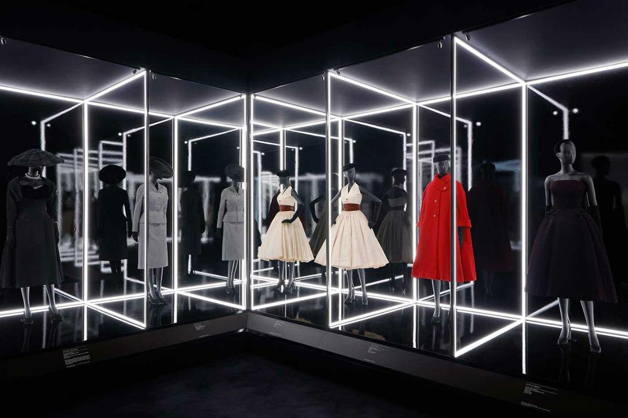 Выставка Dior: Дизайнер Мечты