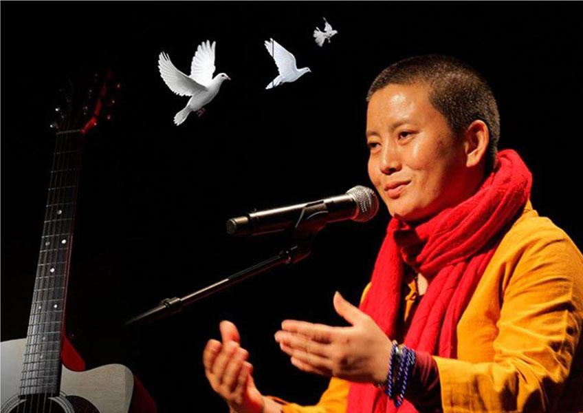 Ани Чоинг Дролма: Сила Пробуждения