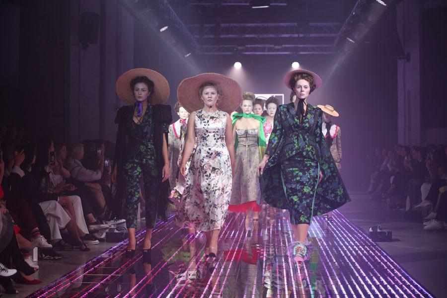Eurasian fashion week. День 3.