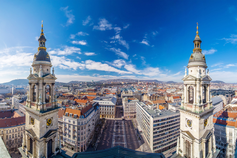 Glorious Budapest
