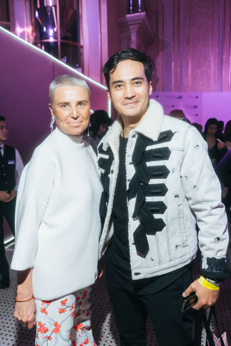 Вечеринка Giambattista Valli x H&M: как это было