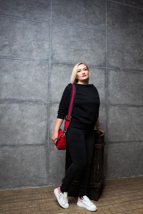 Алина Кабдушева. Счастье «под ключ»