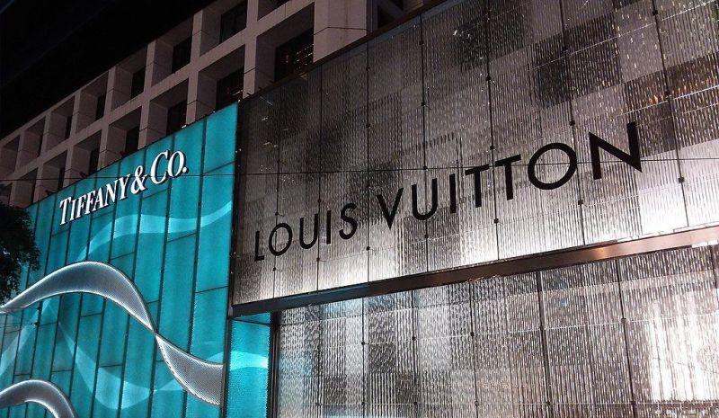Tiffany & Co станет частью конгломерата Louis Vuitton Moet Hennessy