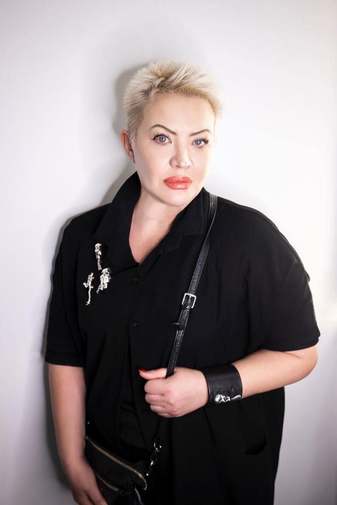 Оксана Механошина