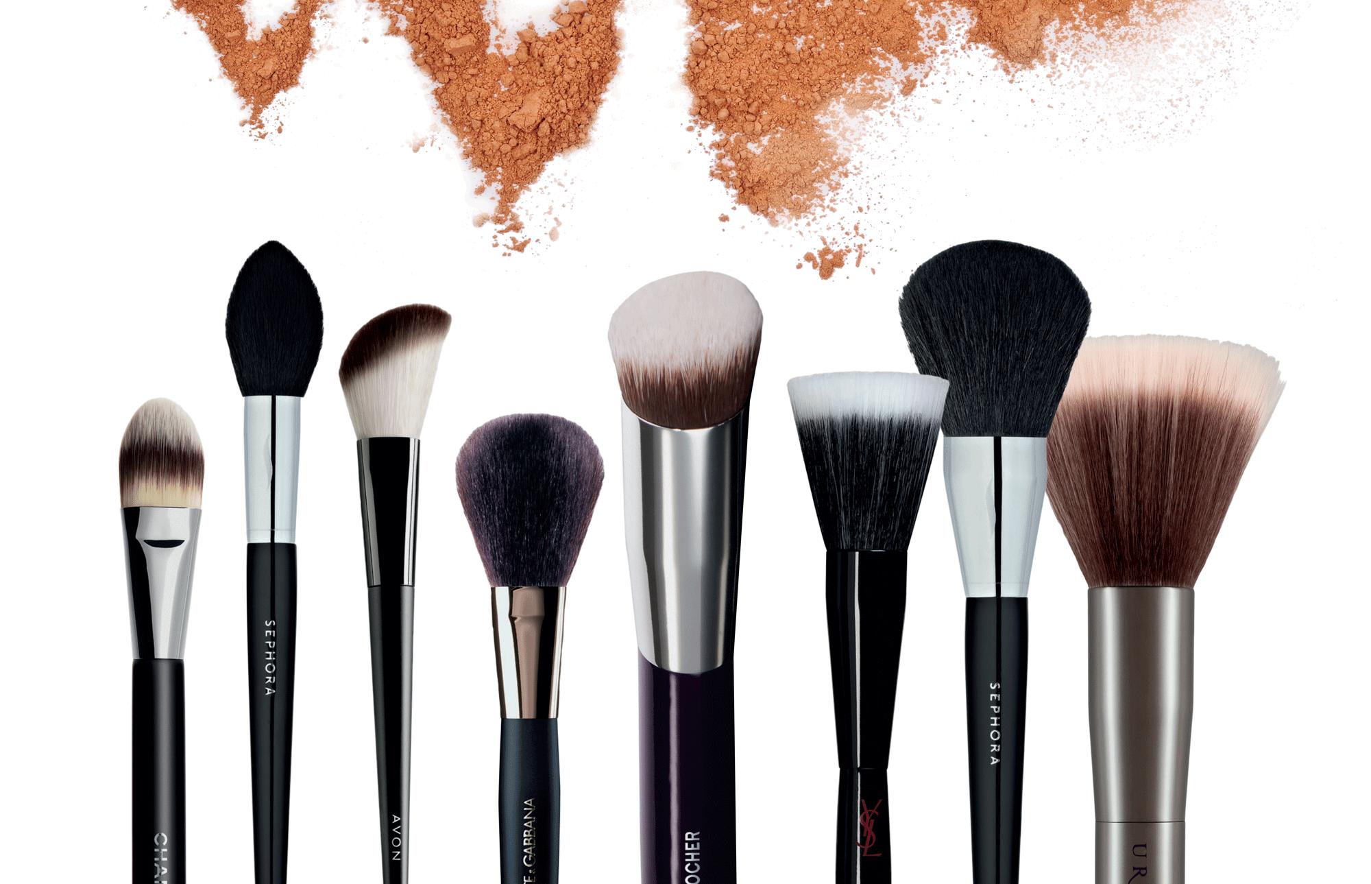 5 лучших кистей для макияжа