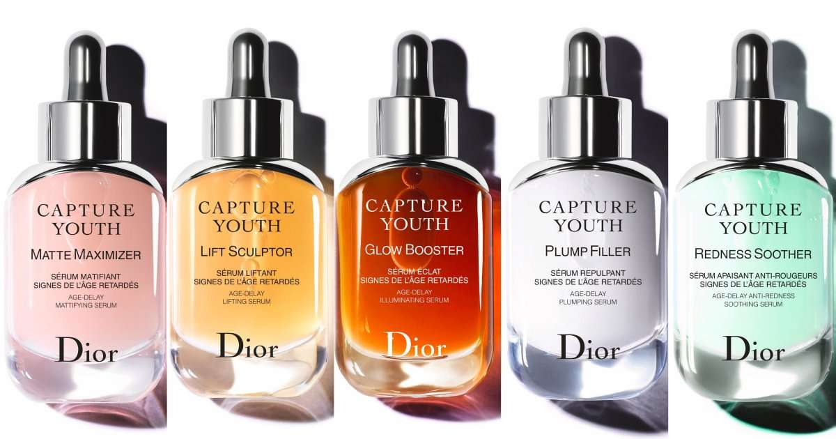 Dior представил новую линию средств