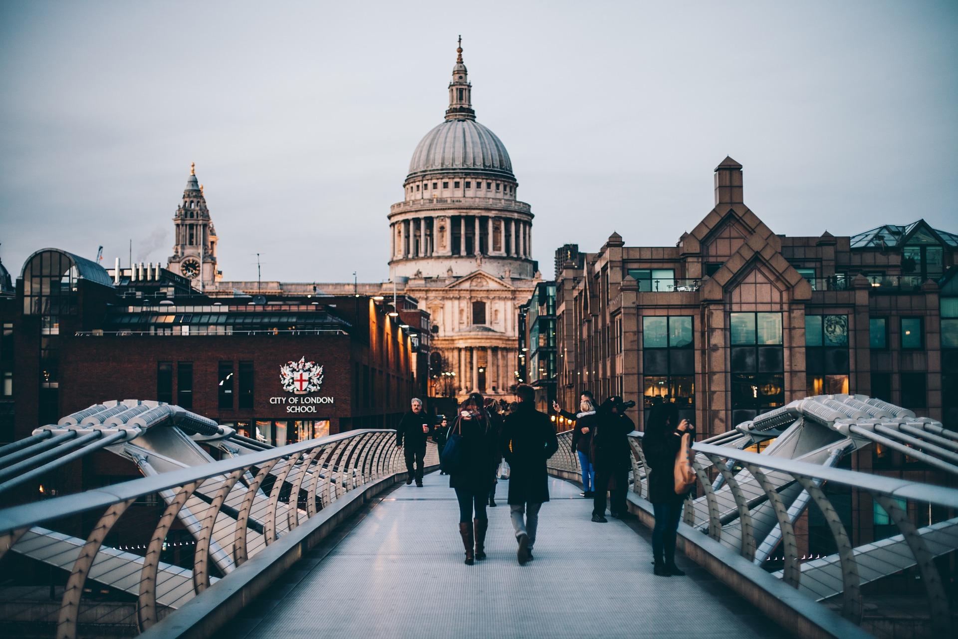 Я уеду жить в Лондон!