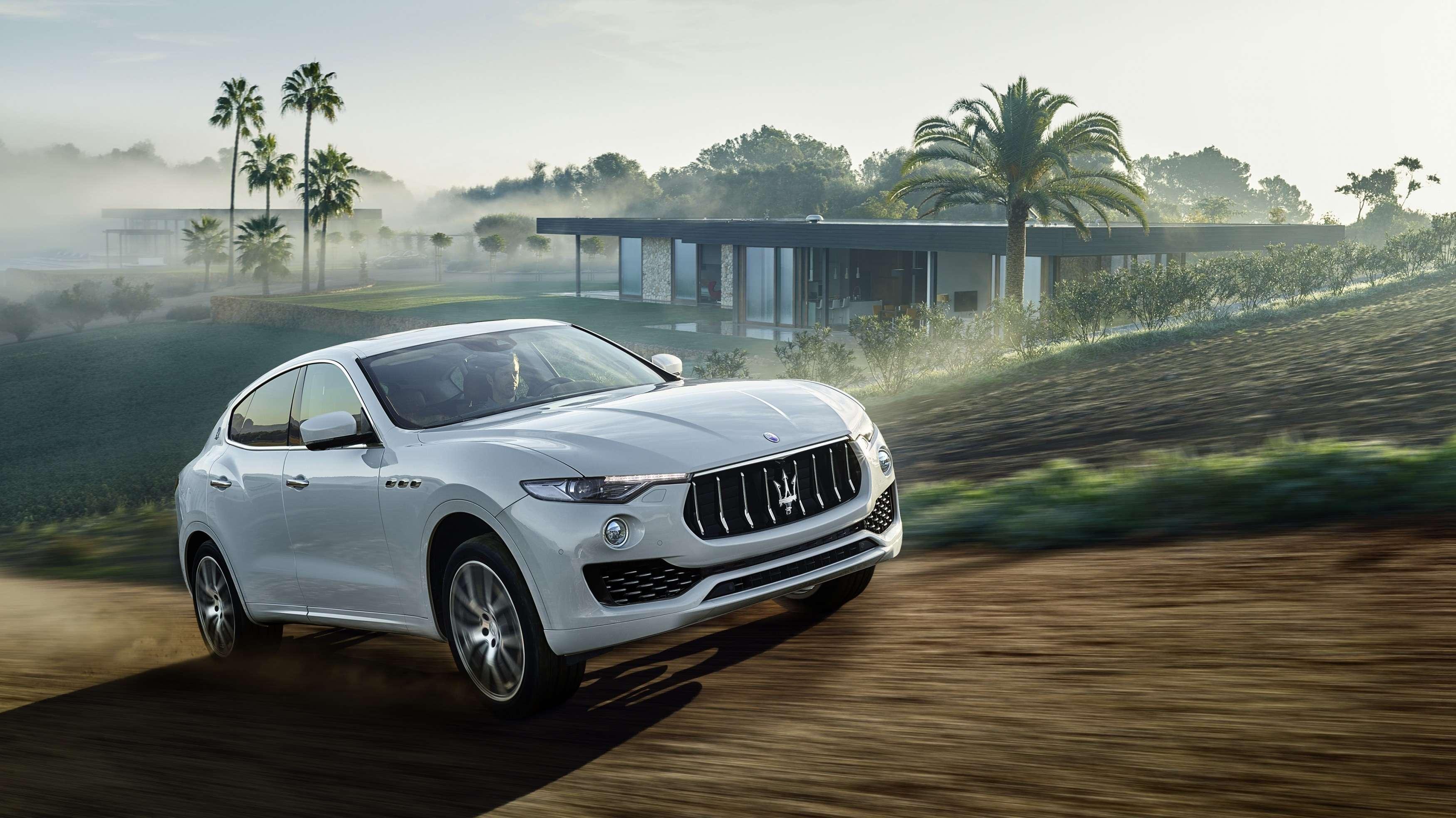 Maserati Levante – ветер с востока