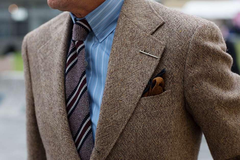 Мужской костюм как элемент имиджа