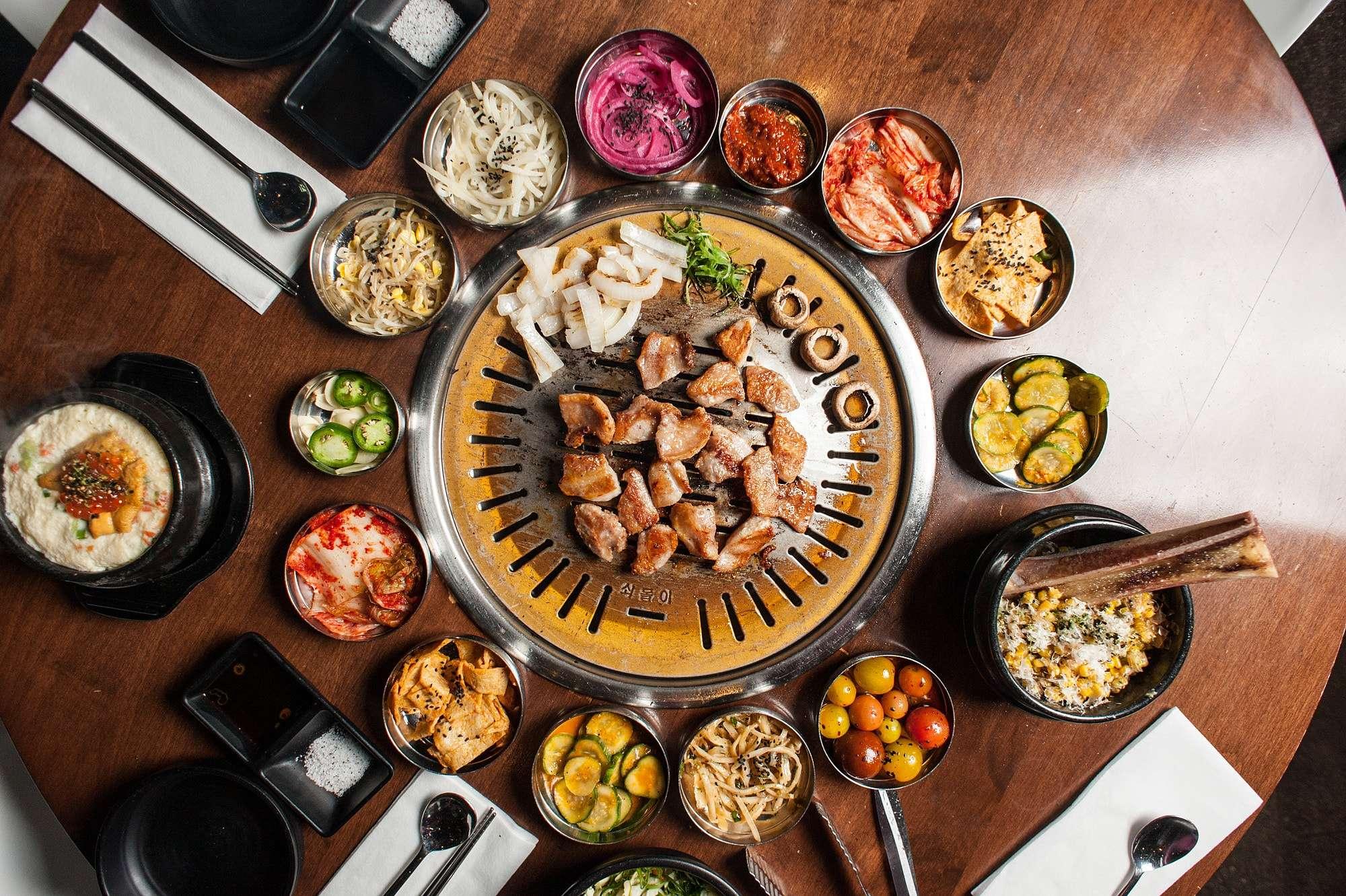 Лучшие рестораны Алматы