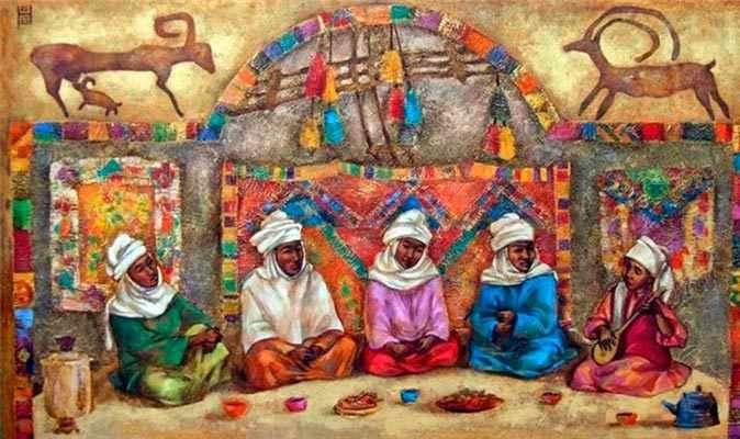 Традиции и обычаи казахского народа