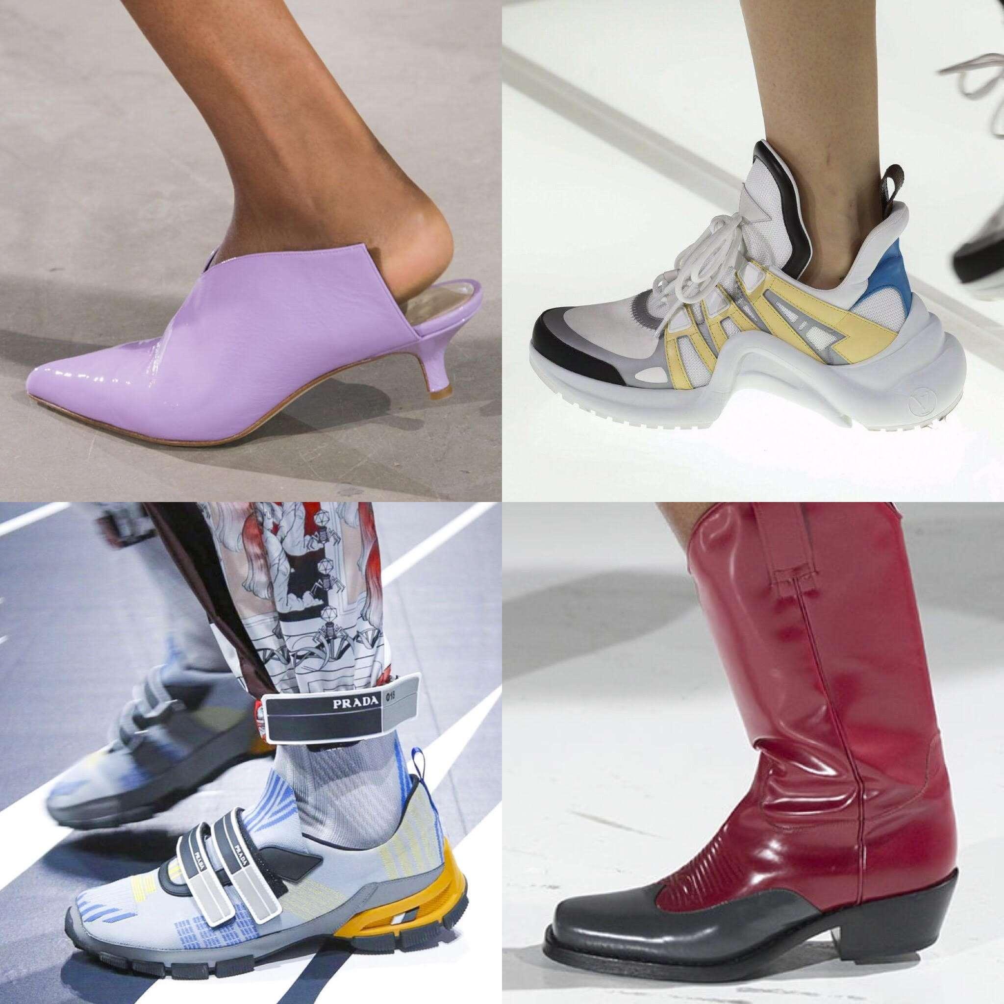 Модная обувь 2018. Какая обувь будет в тренде весной?