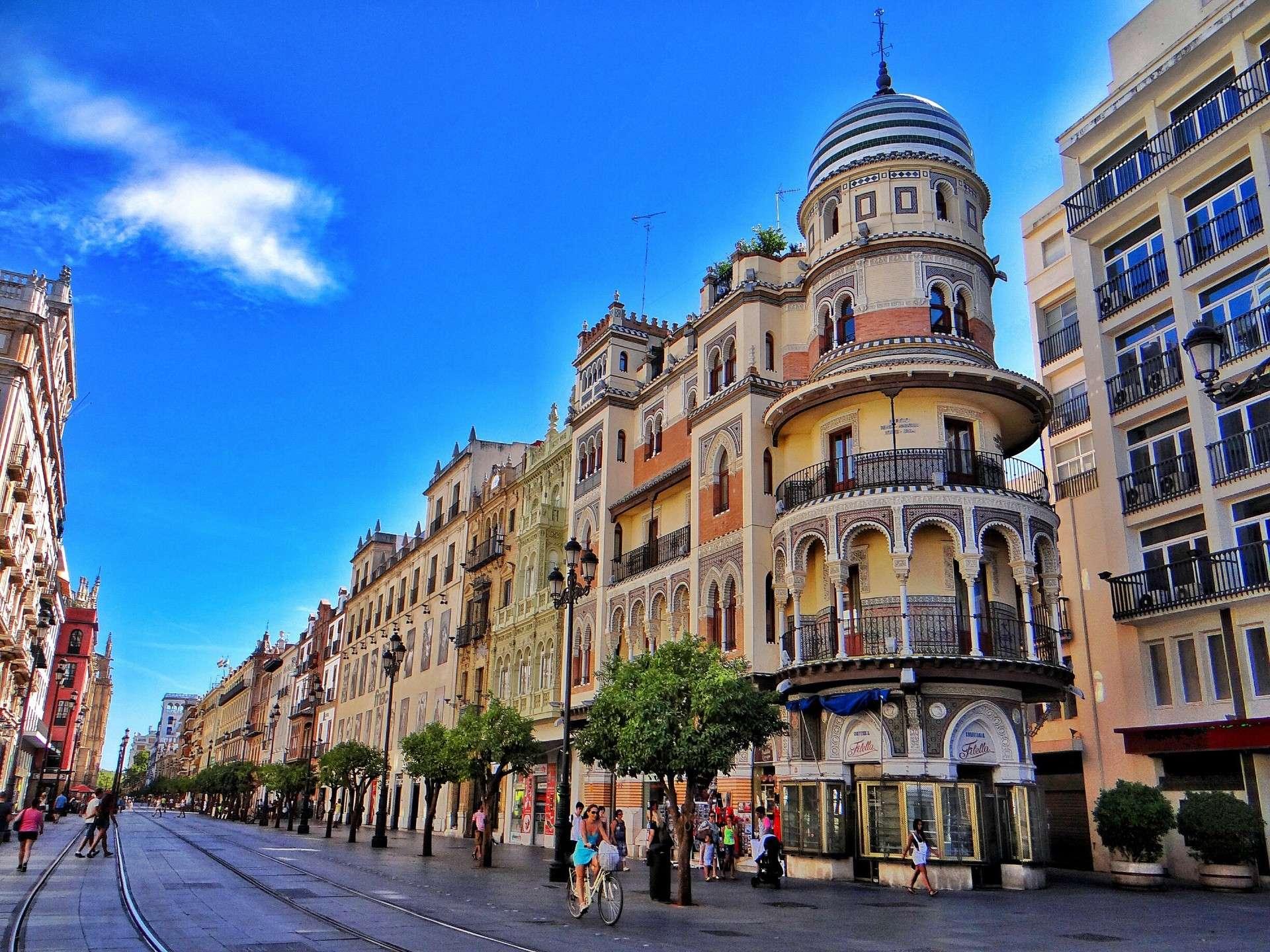 Испания — является одним из самых тёплых государств в Южной Европе
