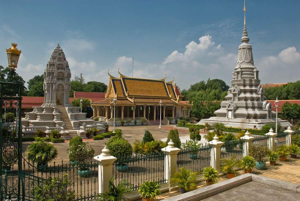 Как прожить на 50 долларов в Камбодже