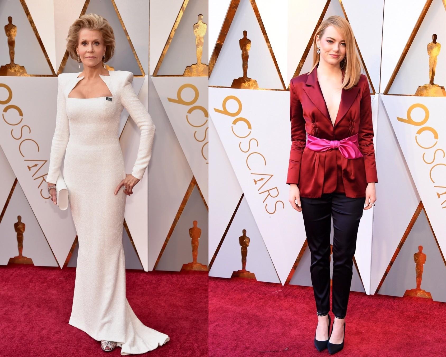 Лучшие образы церемонии «Оскар» — 2018 года