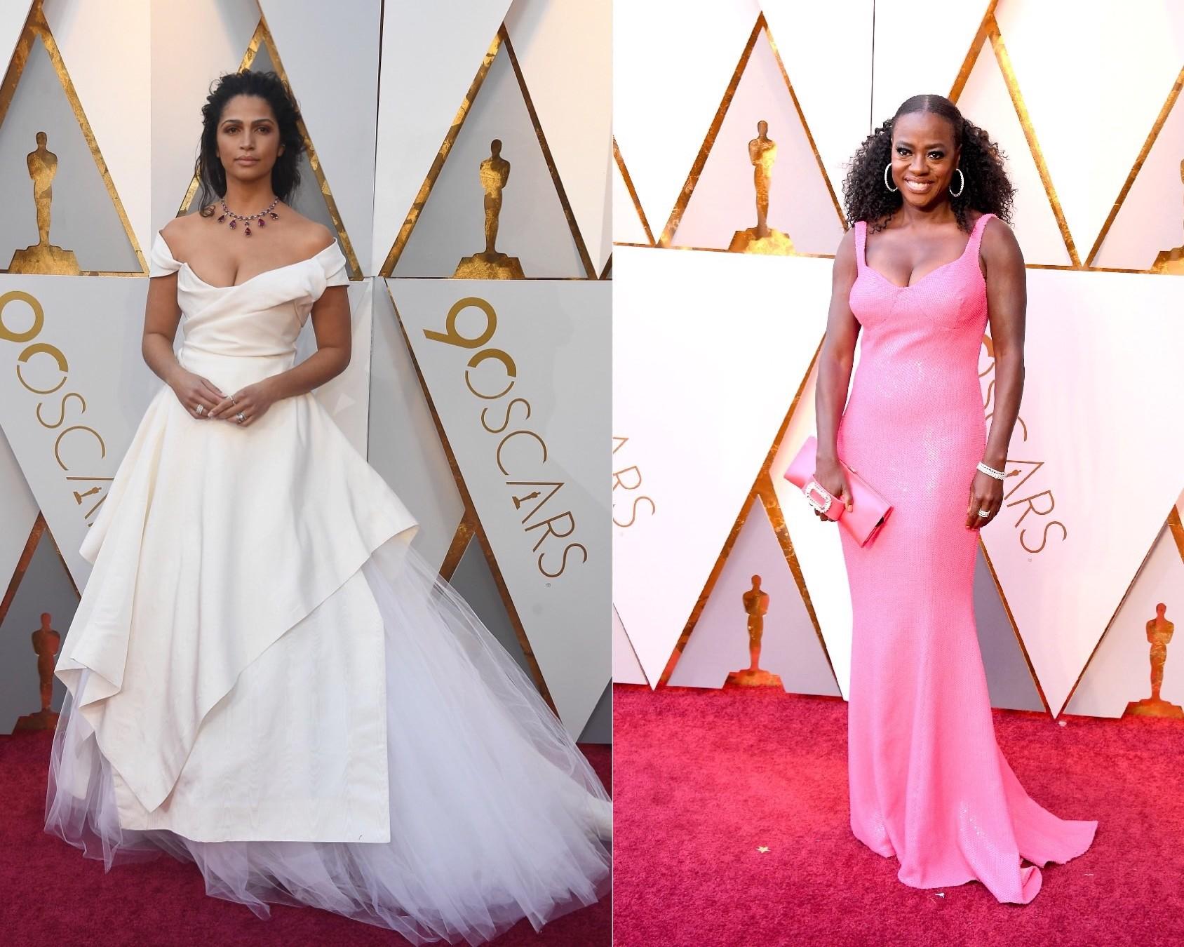 Самые неудачные образы церемонии «Оскар» — 2018 года