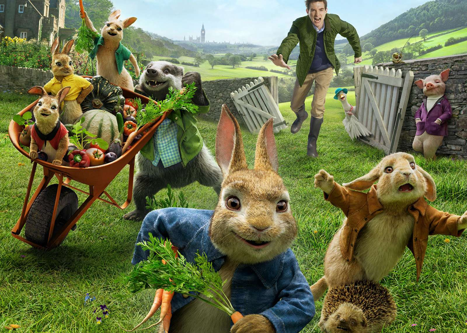 Кролики в деле