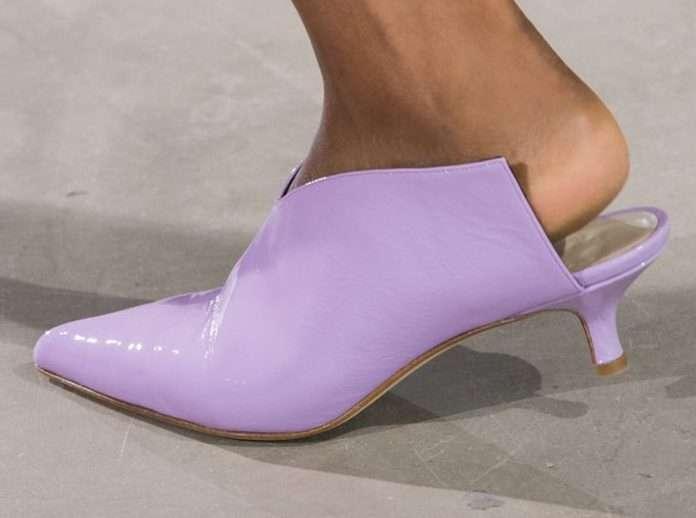 Модная обувь 2018 - Весна