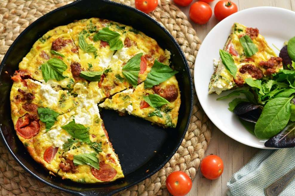 Рецепт завтрака