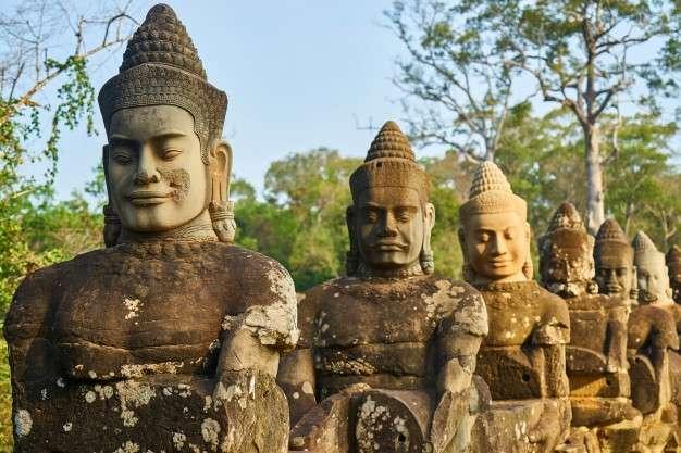 Камбоджа отдых
