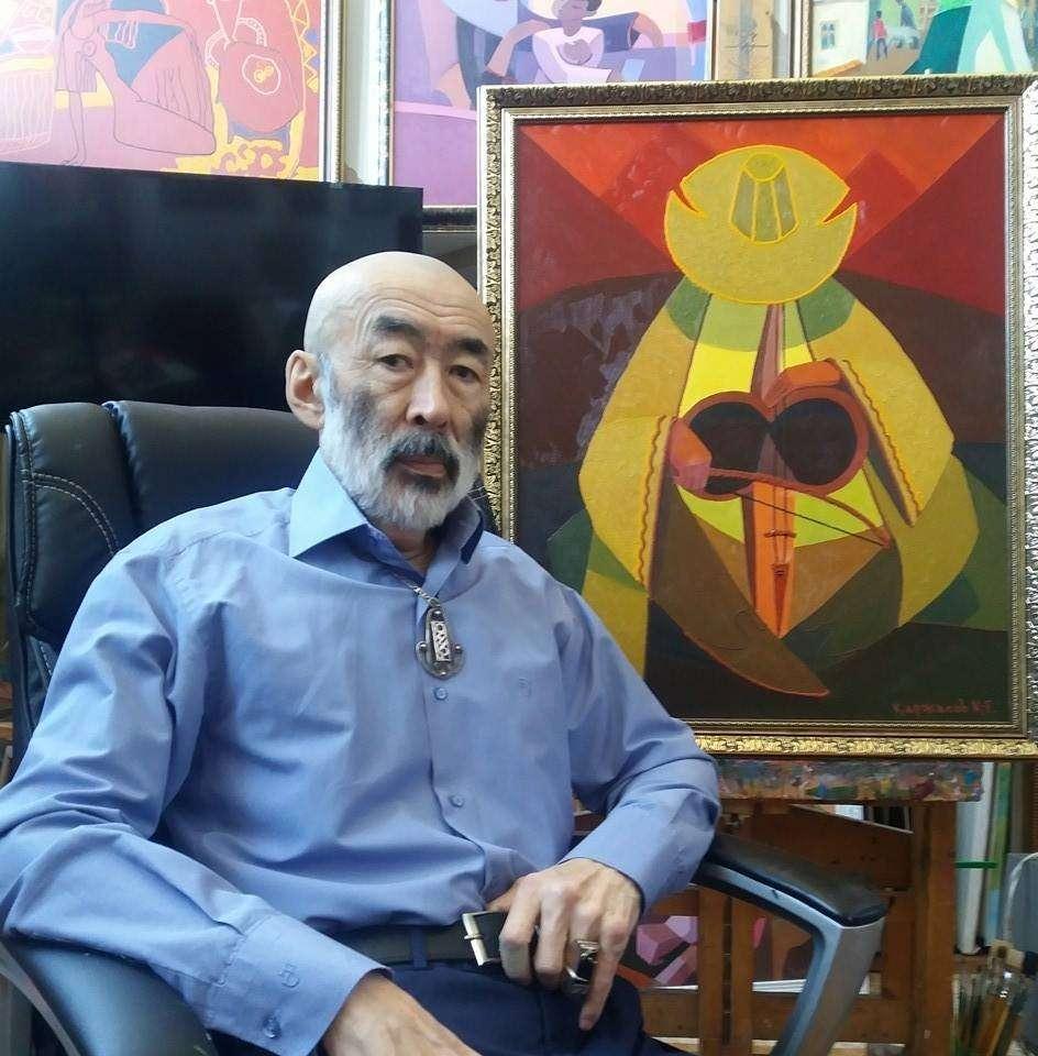 Известные художники Казахстана