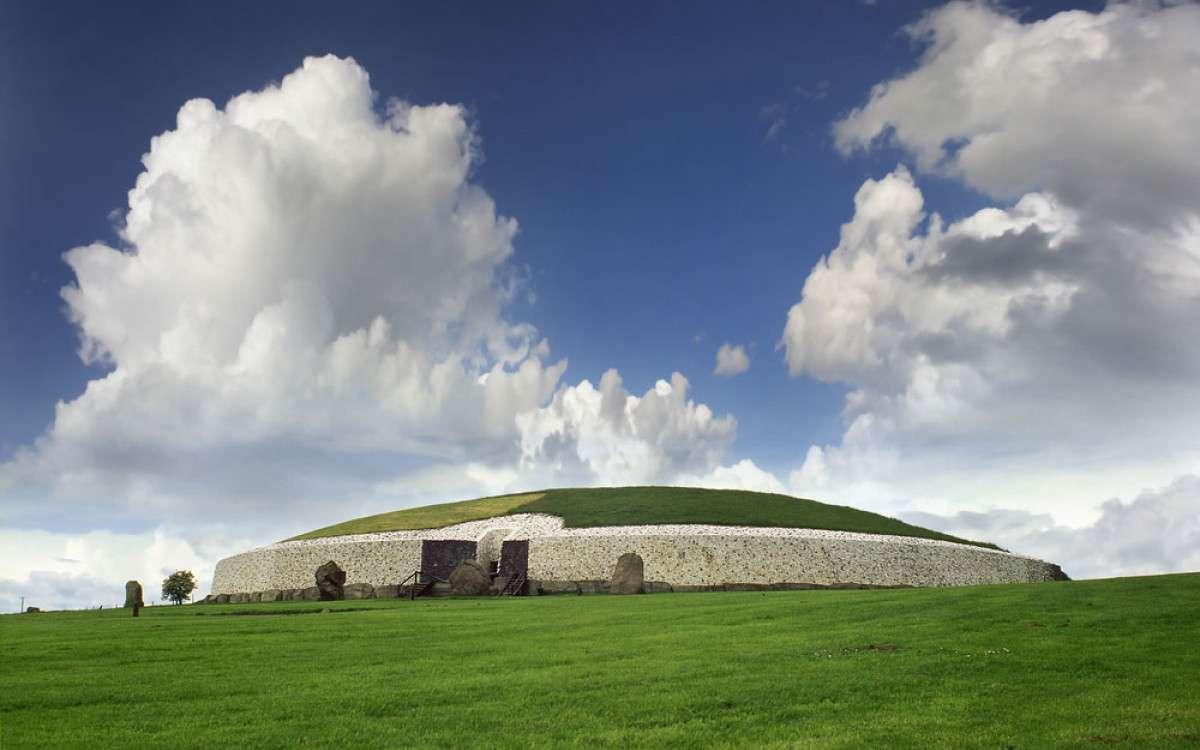 Green Island. Ирландия – страна удивительной природы и легенд.
