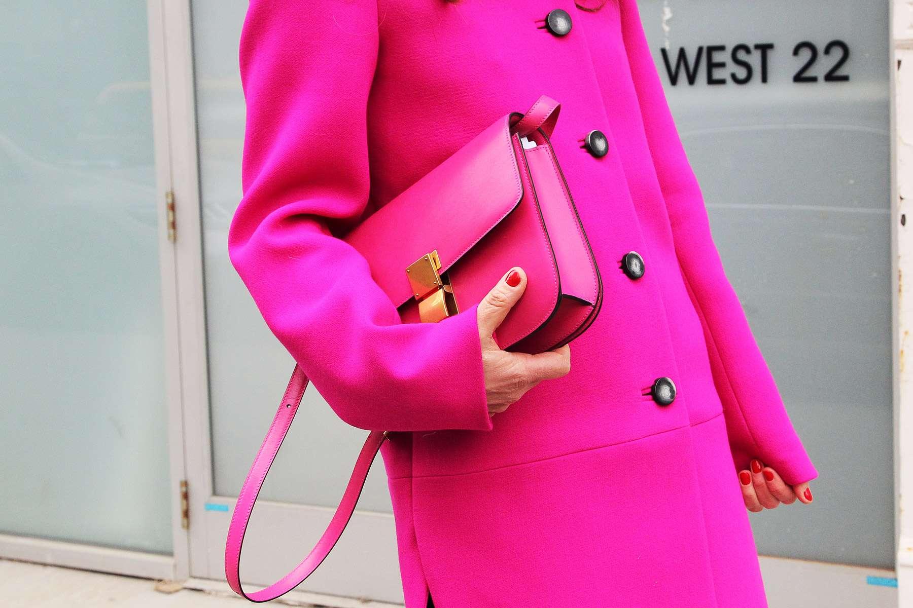 Розовый цвет — истинный цвет весны и нежности.