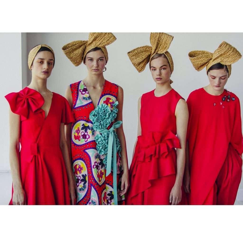 Delpozo Pret a Couture