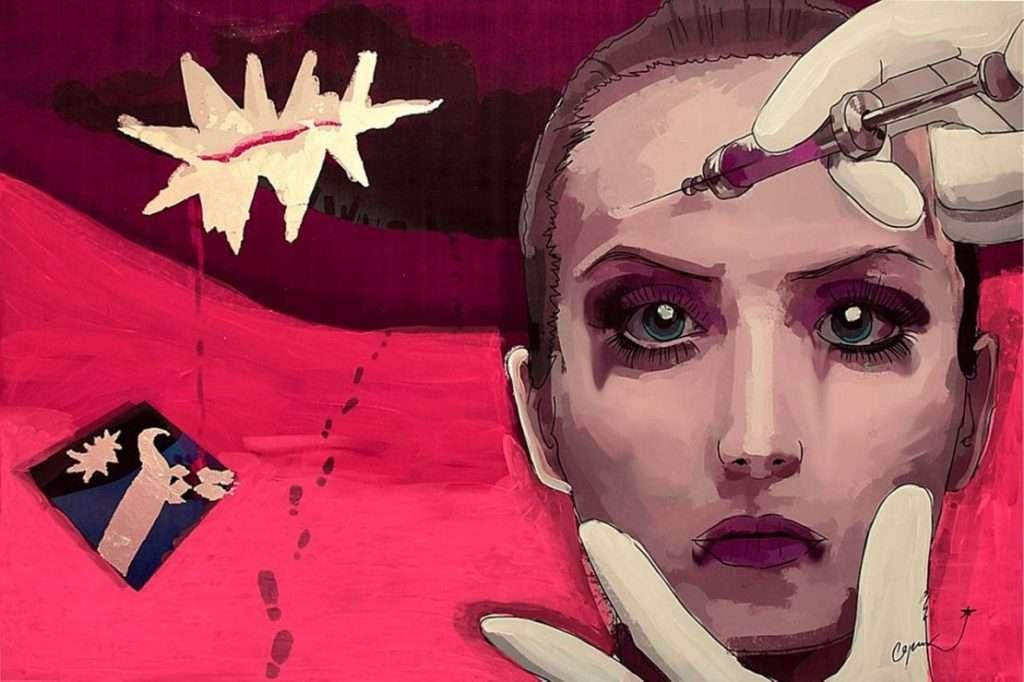 Один из самых известных художников Казахстана