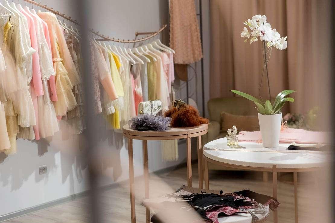 В Алматы шоу рум Valeriya Levitskaya — первый в истории бренда.