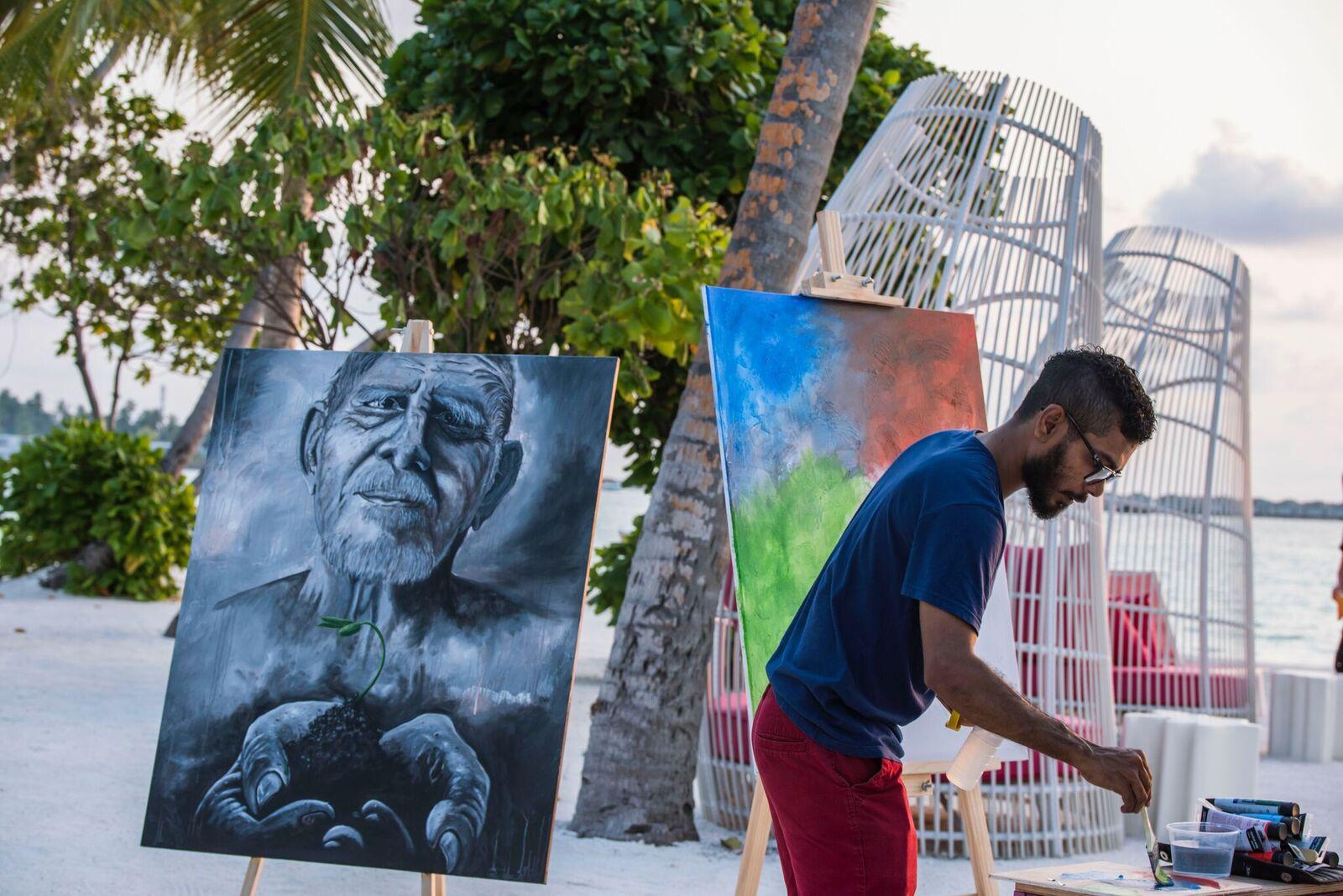 Незабываемое лето на Мальдивах