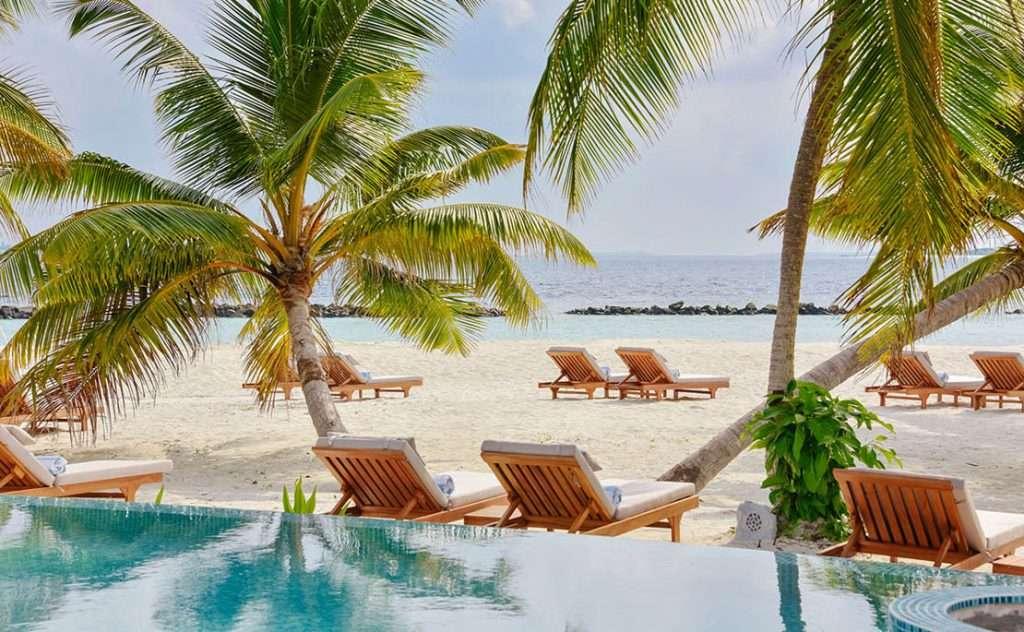 Мальдивы Отель
