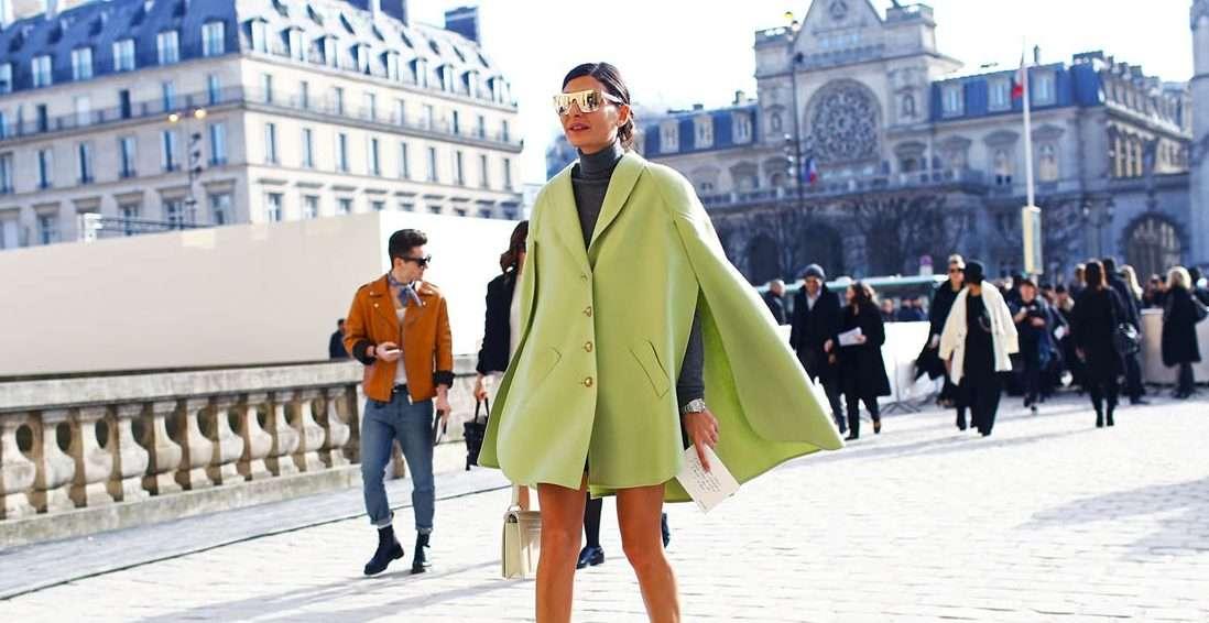 Великолепный представитель итальянской уличной моды — Джованна Батталья