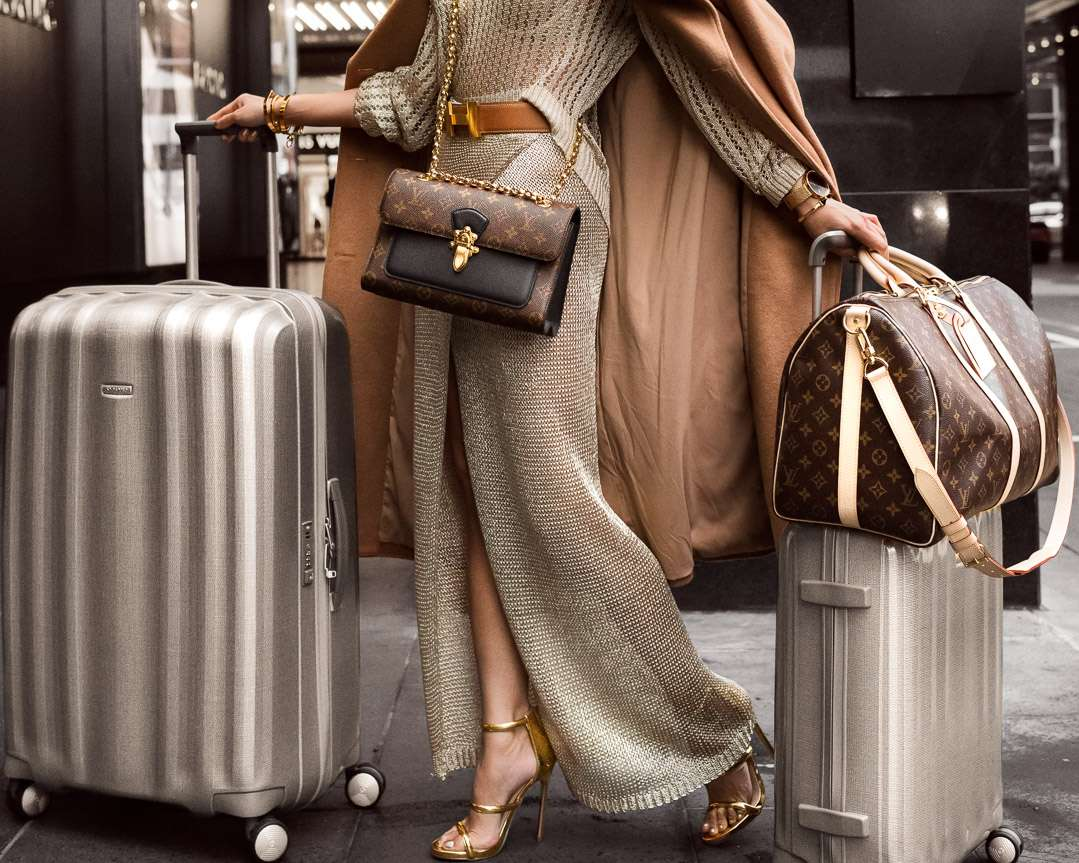 Собираем чемодан вместе с Vintage