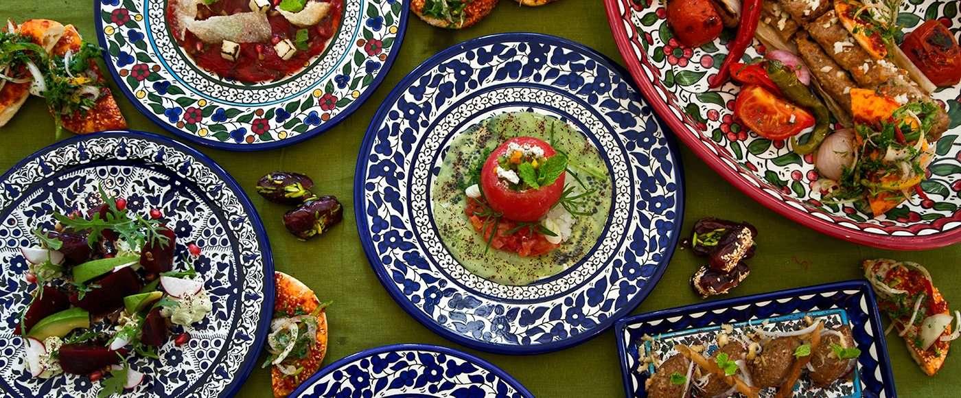 Рестораны Алматы, где можно провести ауызашар.