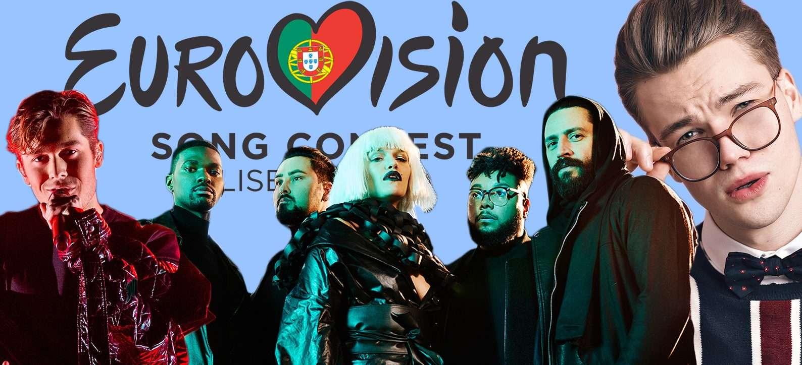 Самые стильные участники Евровидения 2018