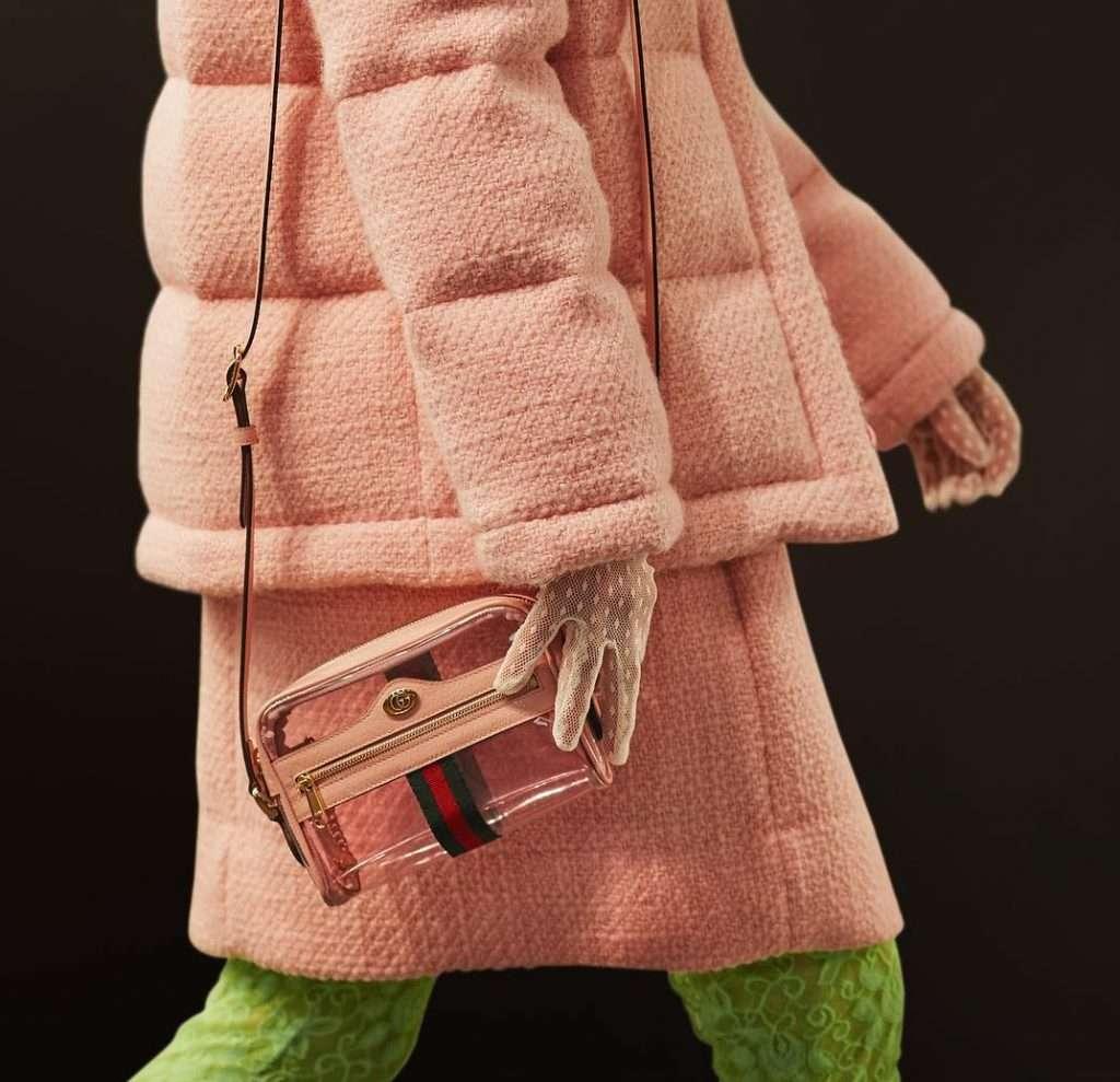 Детали круизной коллекции Gucci 2019