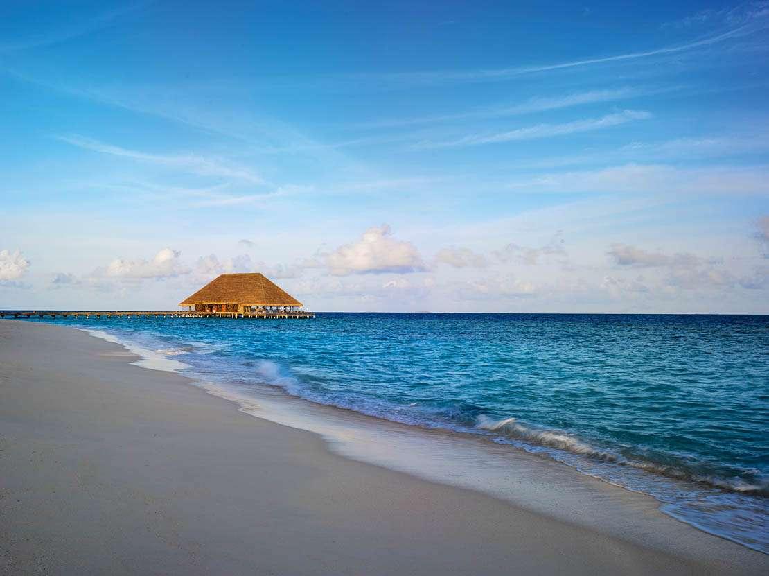 Курортный отель Velaa Private Island