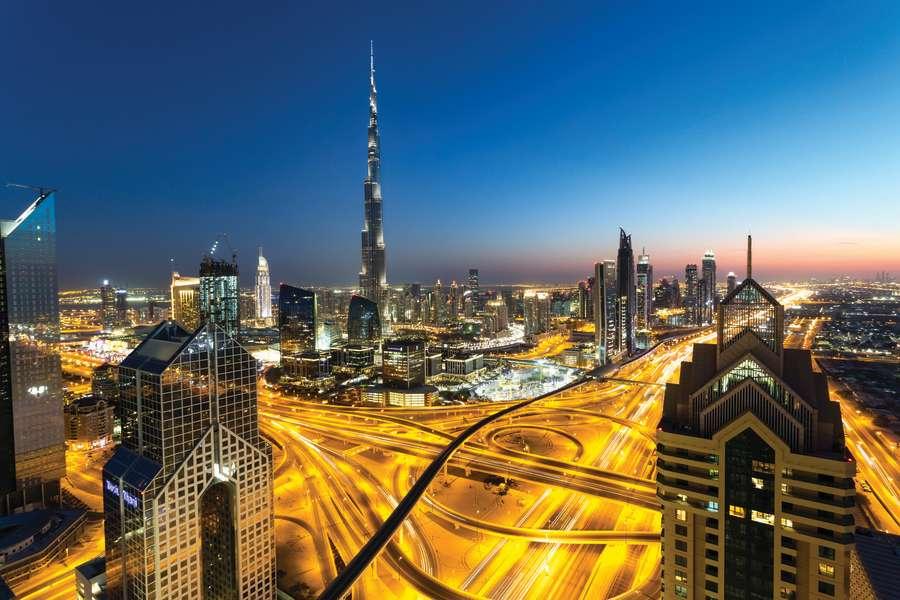 Дубай — одна из мировых столиц роскоши, шопинга и развлечений