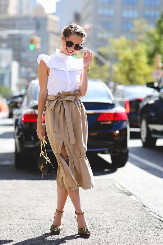 Мода лето 2018 основные тенденции