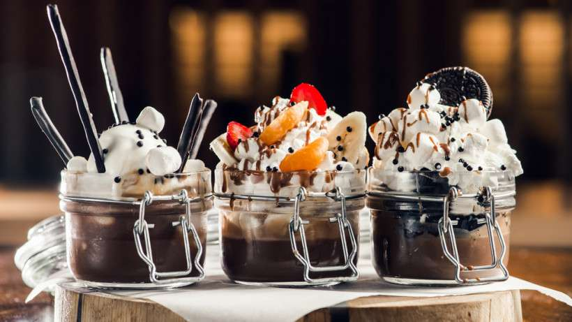 Что съесть, чтобы похудеть? Полезные десерты по версии Vintage