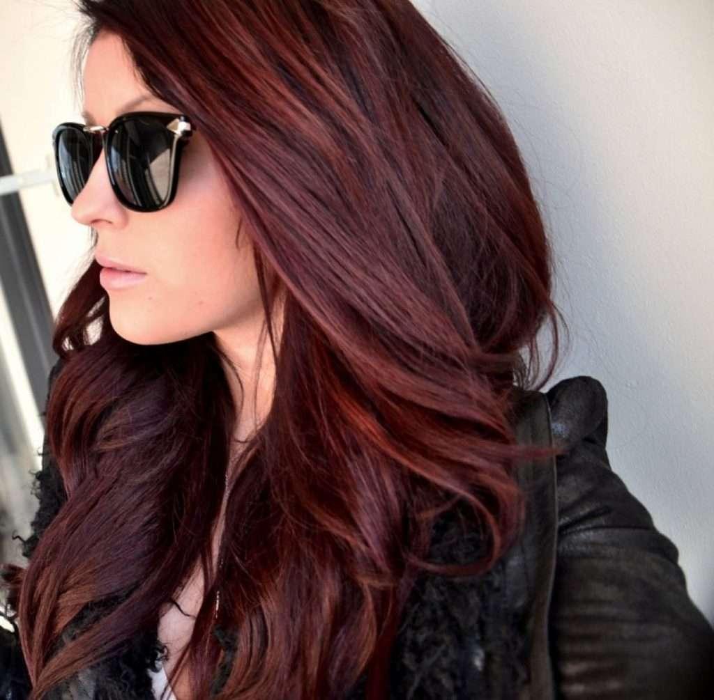 Окраска волос 2018