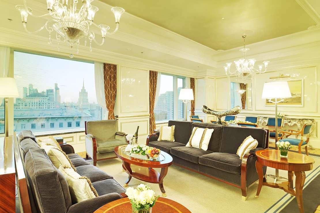 Еще один повод посетить Москву: Lotte Hotels & Resorts