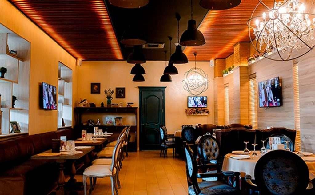 Рестораны Караганды